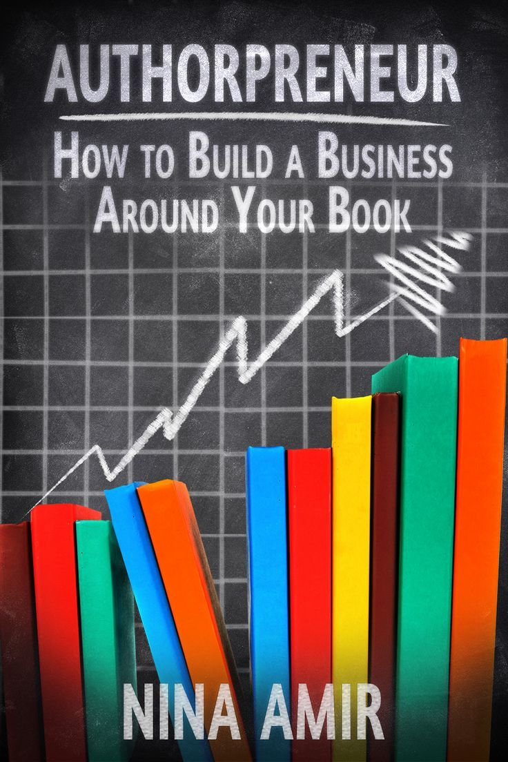 Become an Authorpreneur