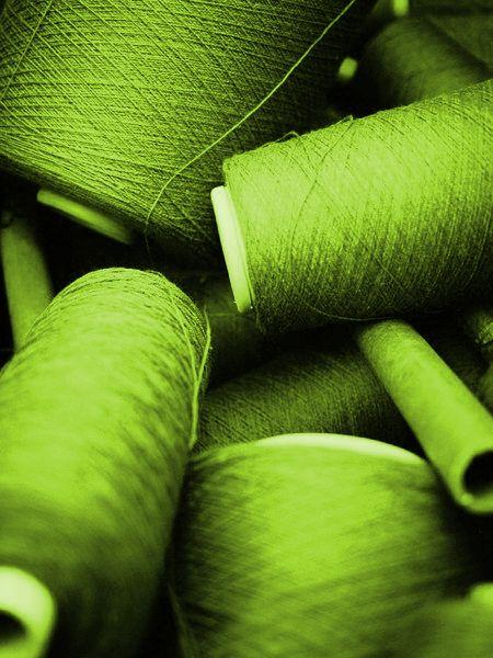 Green  via @CFDA tumblr Council of Fashion Designers of America