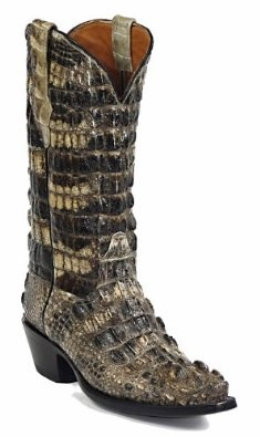 Black Jack Natural Alligator El Patron Cowboy Boots  Be the first to review this item  Price: $3,777.00