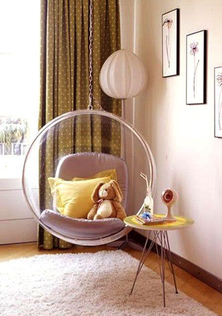 Sillas para colgar en el cuarto del beb for Sillas para dormir