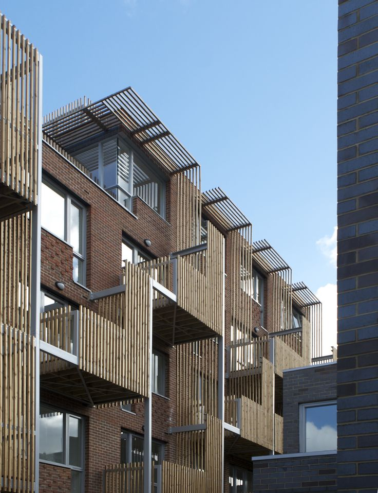 Underwood Road, London by Brady Mallalieu Architects