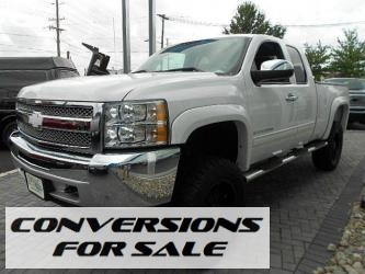 Used 2012 Chevy Silverado 1500 LT Southern Comfort Conversion