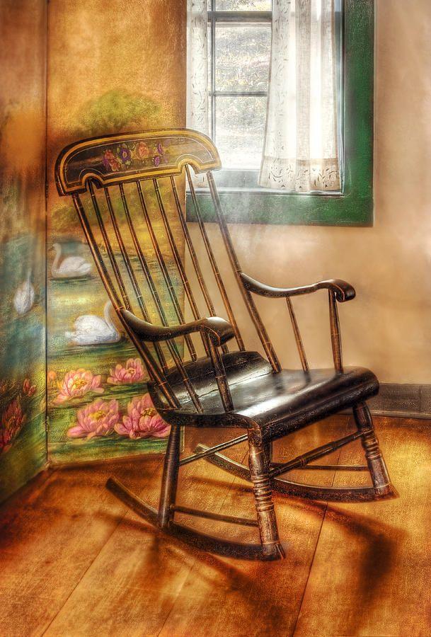 Furniture   Chair   The Rocking Chair
