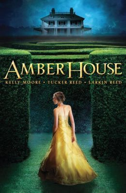 """Amber House by Moore  """"I was sixteen the first time my grandmother died . . ."""" Sarah Parsons has never seen Amber House, the grand Maryland estate that's been in her family for three centuries. She's never walked its hedge maze nor found its secret chambers; she's never glimpsed the shades that haunt it, nor hunted for lost diamonds in its walls.  But all of that is about to change.  12/5/13"""
