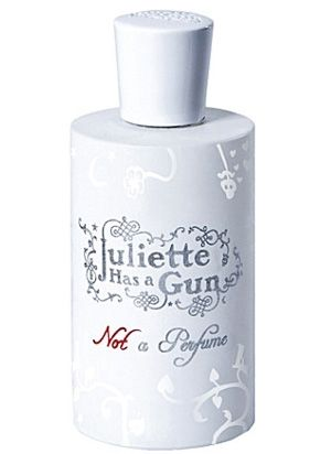 Not A Perfume by Juliette Has A Gun is a Floral Woody Musk fragrance that features only Ambroxan. - Fragrantica