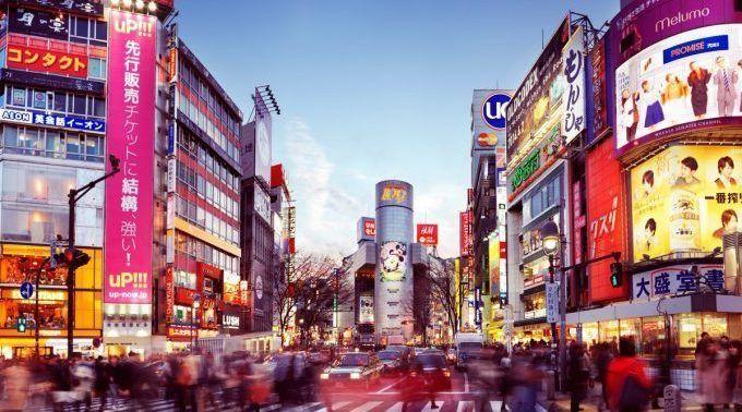 Tokio de meest culinaire stad