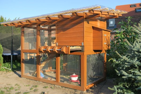 Make It Your Own Ralf S Automated Chicken Haven Kitzingen Germany Coop Thoughts In 2020 Chicken Coop Coop Plans Coop
