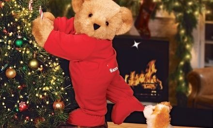 Ends 11/27 - Half Off Specialty Crafted Teddy Bears From Vermont Teddy Bear @ Groupon - HotDeals Check us out at www.hotdeals.com or on FB! www.facebook.com/hotdealscom