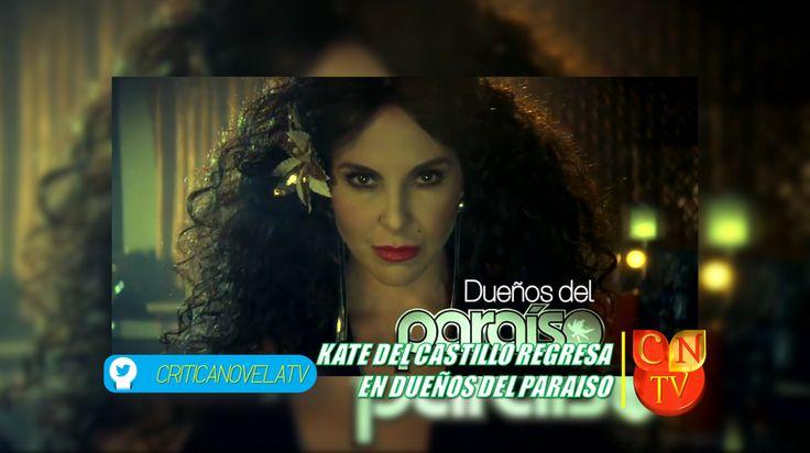 """Kate Del Castillo Regresa a Telemundo Con """"Anastasia"""" - Critica Novela Tv"""