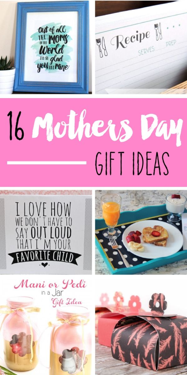 16 mother 39 s day gift ideas great affordable and last for Great present for mom