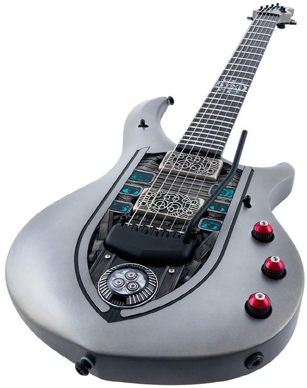 Ernie Ball John Petrucci Majesty NOMAC Electric Guitar | geeitahs ...
