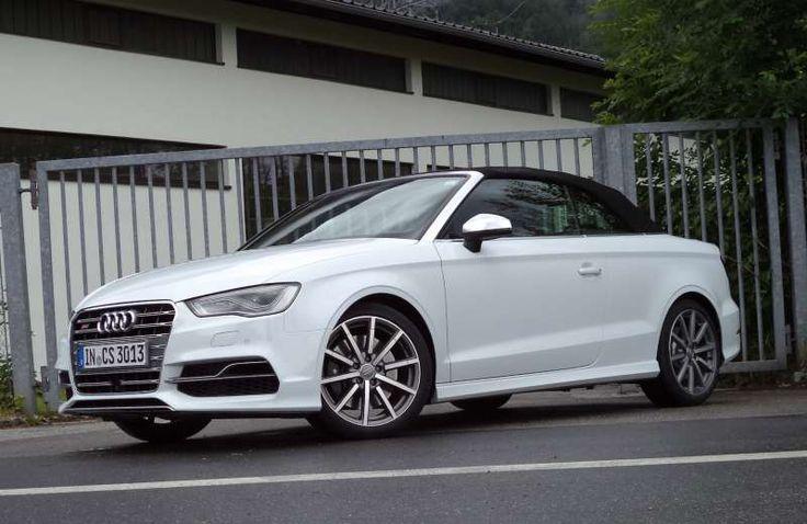 My car! 2015 Audi S3 Cabriolet