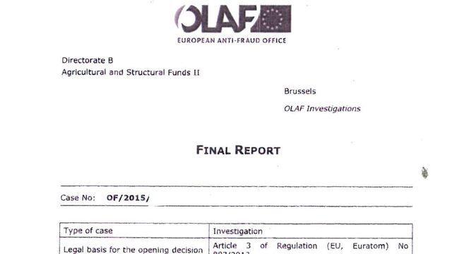 Zveřejňujeme kompletní znění závěrečné zprávy OLAF o vyšetřování dotace na Farmu Čapí hnízdo - Aktuálně.cz
