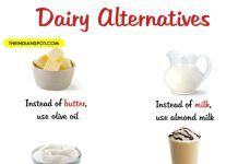 DAIRY ALTERNATIVES – TRY THESE SMART SWAPS