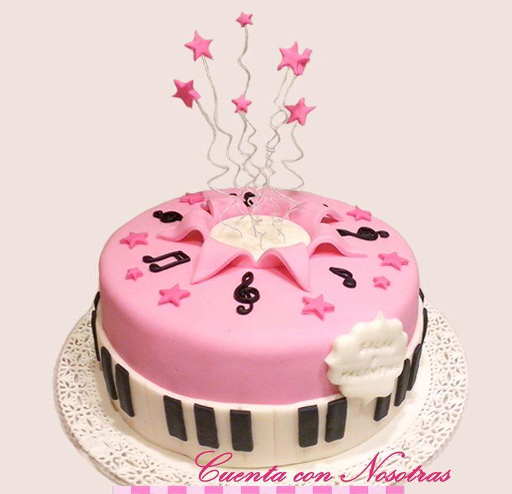 Torta musica Music Cake