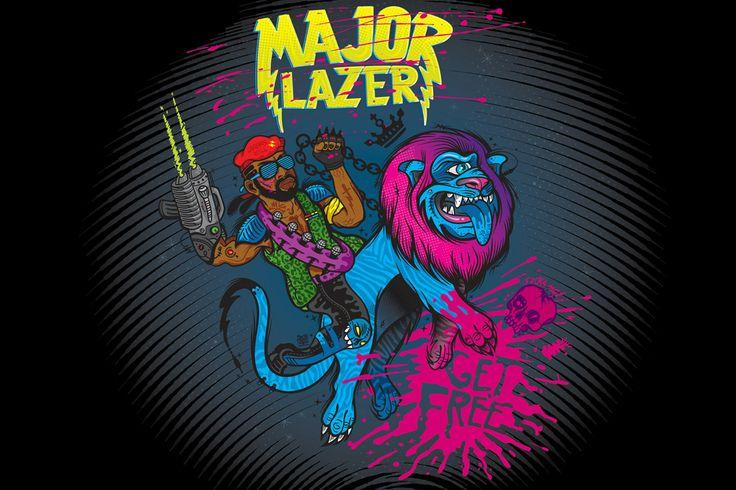 artist major lazer bdde