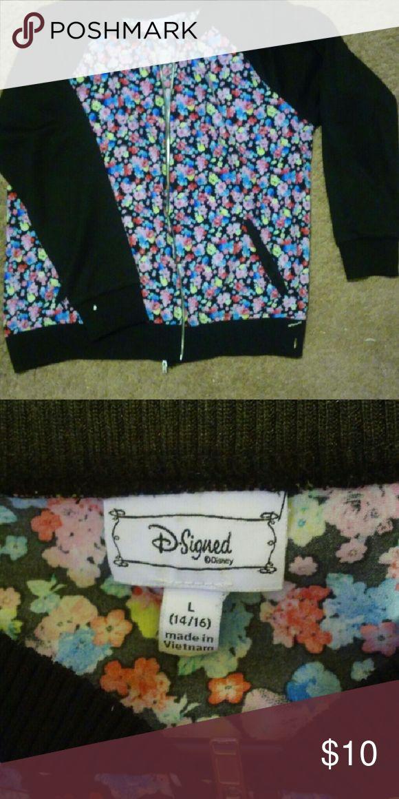 Floral jacket Floral and black jacket Jackets & Coats