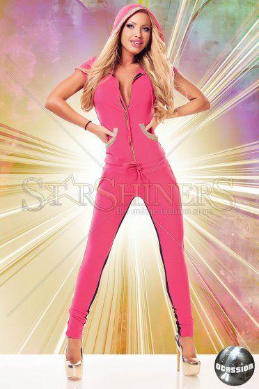Salopeta Ocassion Bustling Pink