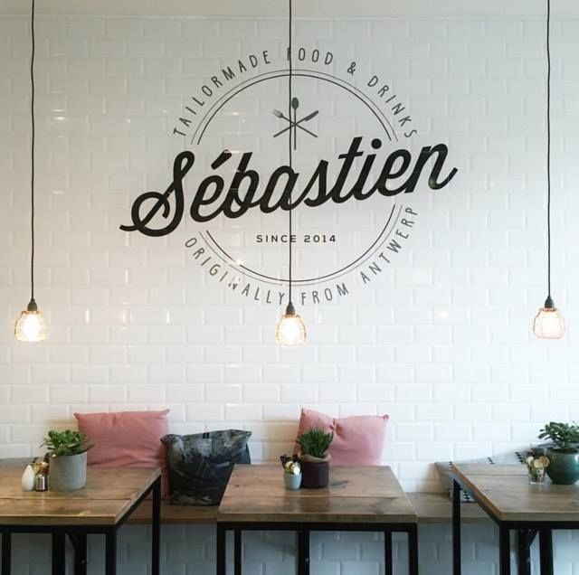 Sébastien @Antwerp Favorite place to be