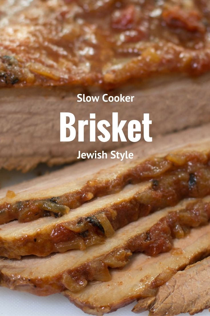 Simply delicious. Start it in the morning, leave the house & come home to the best brisket ever!