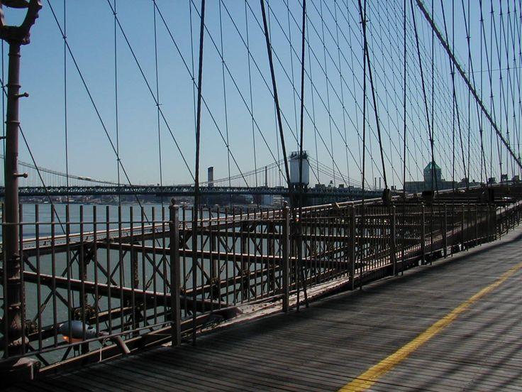 Brooklin Bridge. Una delle più belle passeggiate da fare quando si è a New York