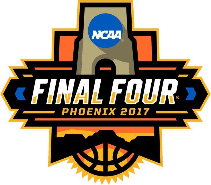 NCAA Mens Final Four Primary Logo (2017) - 2017 NCAA Men's Final Four Logo - Phoenix, Arizona
