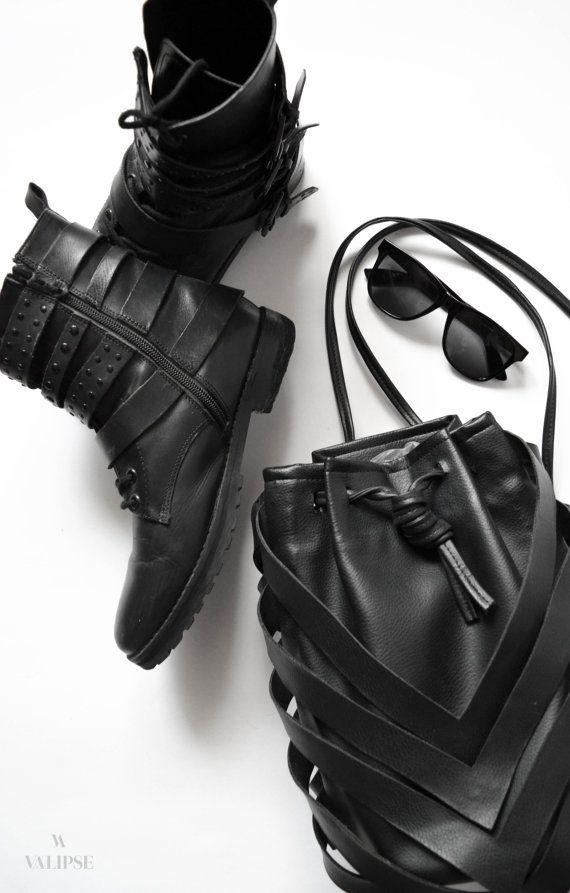 Back to Black | Streetwear Essentials #streetwear #3in1bag #convertible