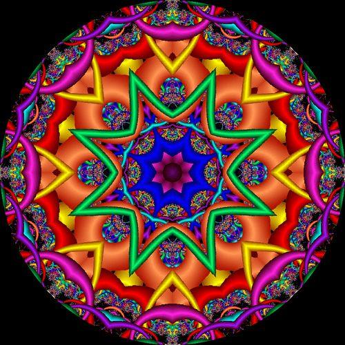 Colour Crazy 8