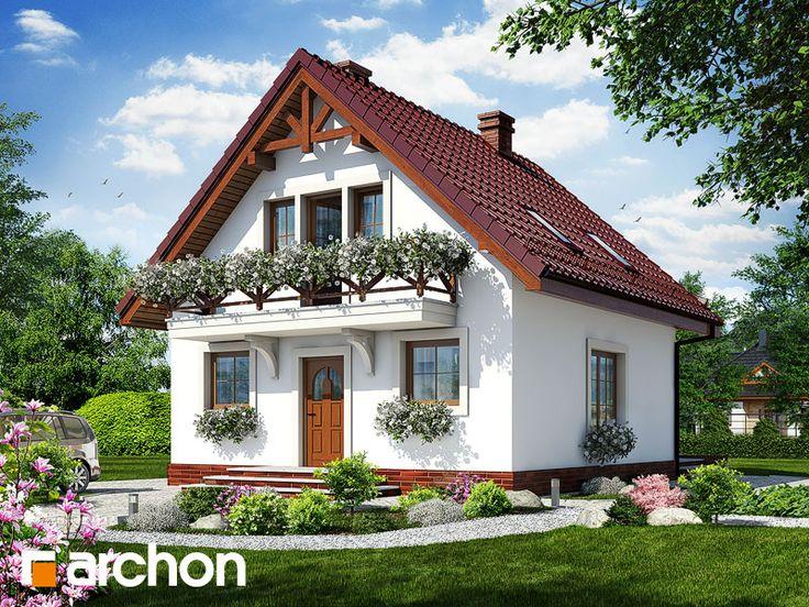 Dom w rododendronach 11 ver. 2