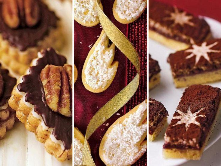 Schweben Sie mit uns im Plätzchenhimmel! Wir haben eine Auswahl der besten FÜR SIE-Weihnachtsrezepte getroffen.