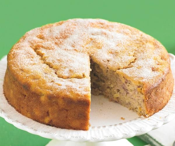 Apple and strawberry teacake recipe | Food To Love