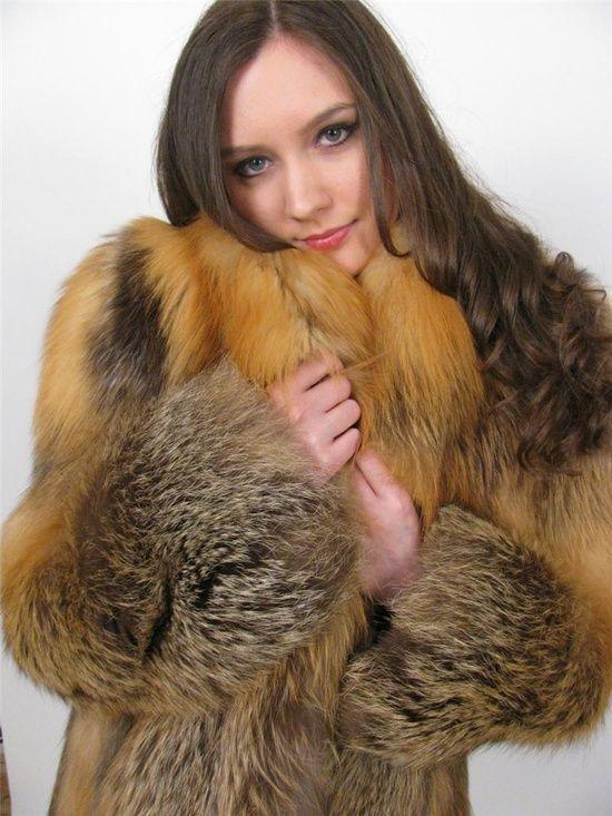 Wolf Fur Coat >> Fur Feelings | Fur Feelings | Fox fur jacket, Fur Coat, Fox Fur