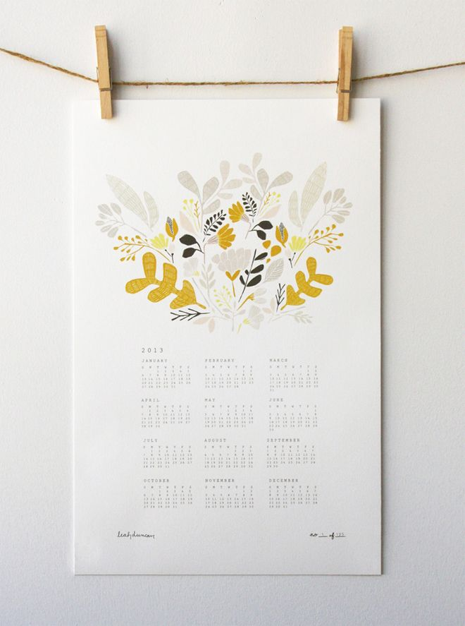 : Fall Collection from Leah Duncan