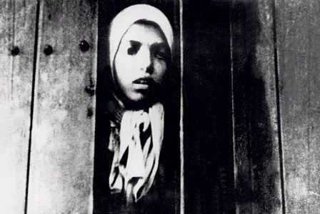 Anna Maria (Settela) Steinbach (23dec1934, Buchten –31july1944) was a Dutch girl who was gassed in Nazi Germany's Auschwitz-Birkenau. Initially identified as a Dutch Jew, her personal identity and association with the Sinti group of the Romani people were discovered in 1994; Crasa Wagner, who was at the same wagon, was able to identify Settela because she heard settela's mother calling her name and warning her to pull her head out of the opening.. Here she is at Westerbork leaving for…