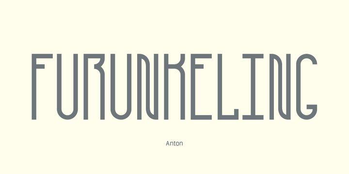 Furunkel - Webfont & Desktop font « MyFonts