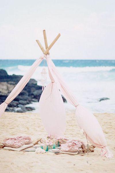 seaside picnic {dreamy}