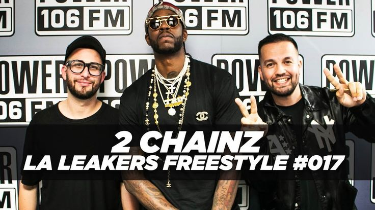 2 Chainz Freestyle With The LA Leakers | #Freestyle017 #thatdope #sneakers #luxury #dope #fashion #trending
