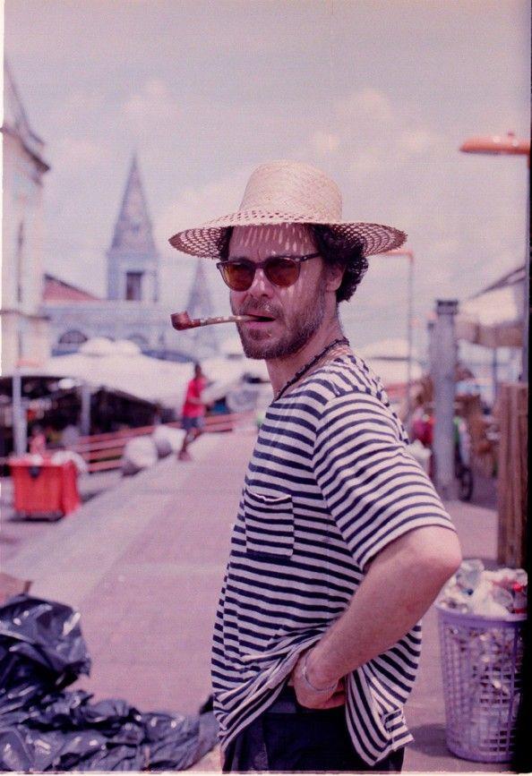 Rodrigo Amarante no Mercado do ver-o-peso,Belém,Brasil - foto por Caroline Bittencourt.