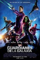"""""""Guardianes de la Galaxia"""" dirigida por James Gunn: Cuando Peter Quill roba una codiciada esfera, se convierte en      objeto de un implacable cazarrecompensas. Para poder escapar de      sus enemigos, Quill pacta una complicada tregua con Rocket, un      mapache armado con un rifle; Groot, un humanoide con forma de      árbol; la letal asesina Gamora; y el vengativo Drax el      Destructor. Cuando Quill descubre el verdadero poder de la      esfera, deberá reunir a su banda de inadaptados…"""