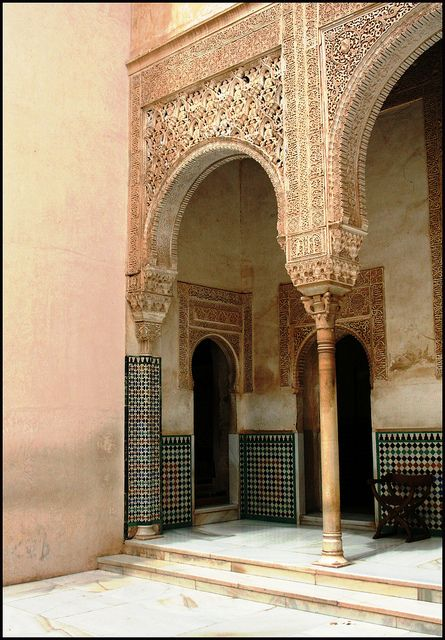 Alhambra Palace by alarig