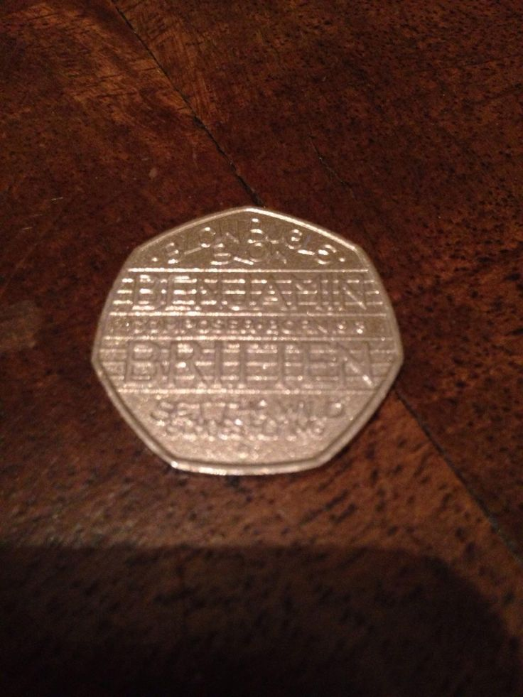 Gebraucht BENJAMIN BRITTEN 50p coin circ 2013 in Beckenham um £ 100,00 – Shpock