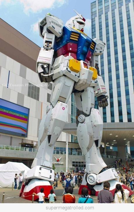 Gundam in Japan