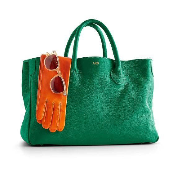 Elisabetta Slouch Handbag | Mark and Graham