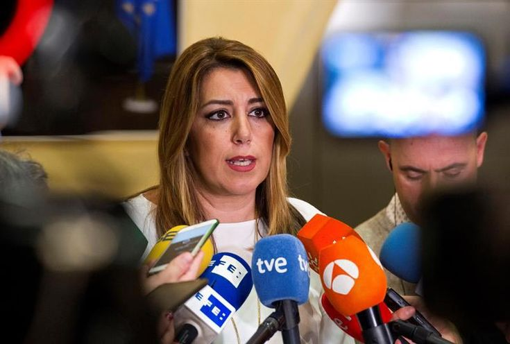 El apoyo del PSOE al cupo vasco desarma el discurso andalucista de Susana Díaz