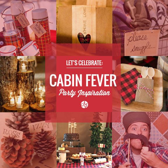 Great ideas. Like serving soup and chili and store kits and photo booth. Put log cabin quilt behind.