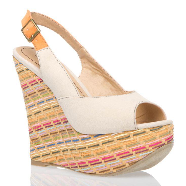 Rainbow raffia wedge.Shoes Dazzle, Style, Summer Shoes, Shoes Collection, Shoedazzle Com, Raffia Wedges, Legs Shoes, Shoedazzle Hope, New Shoes