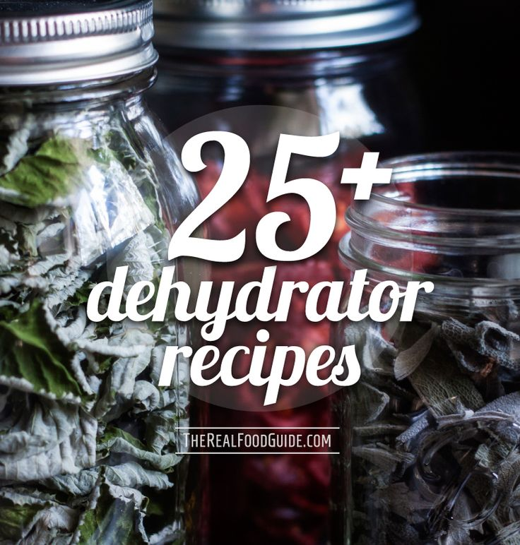 Dehydrator recipe round-up  Got a dehydrator and not sure what to do with it? Or maybe you'd consider getting one if you could see all the wonderful things you can make with it?