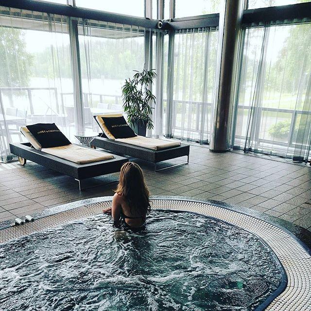The Perfect Getaway 🐳🌿 #surpriseweekend #langvikhotel http://www.langvik.fi/