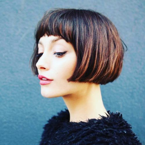 Short Bob Hairstyles and Hairstyles for Women 2018