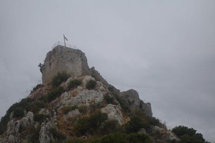 Stemnitsa castle Gortynia region Arcadia Peloponnese